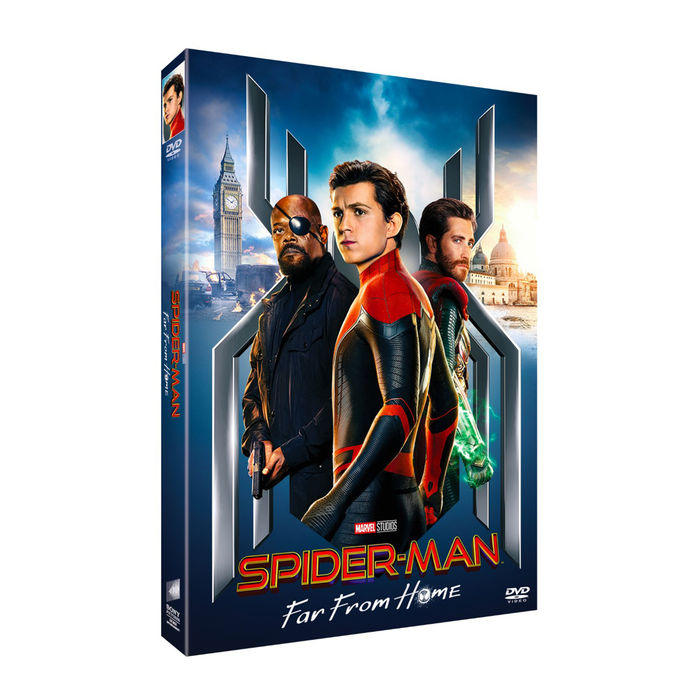 Spider-Man - Far from Home - DVD - thumb - MediaWorld.it