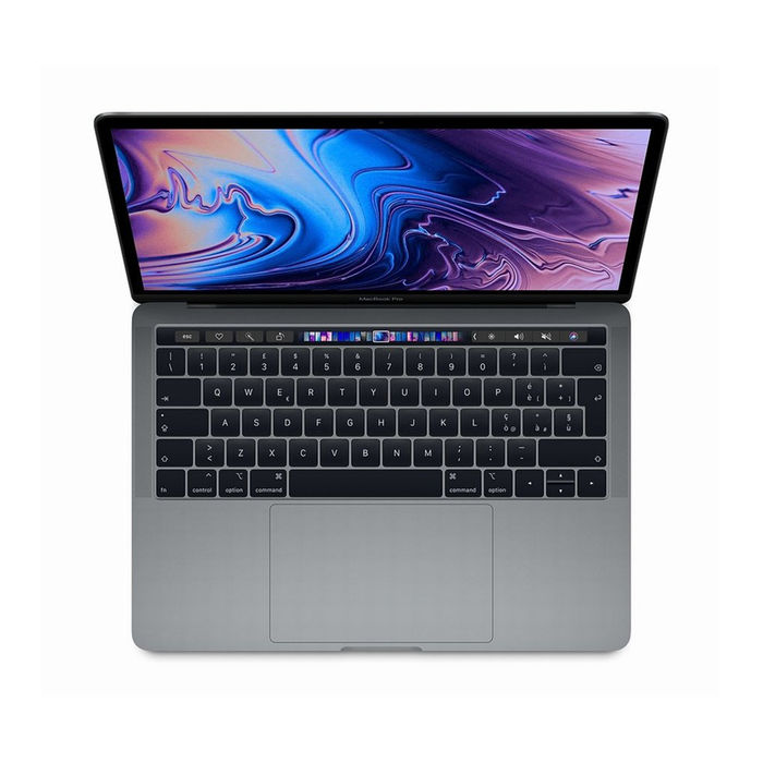 "APPLE MacBook Pro 13"" 128 Gb Space Gray MUHN2T/A 2019 - thumb - MediaWorld.it"