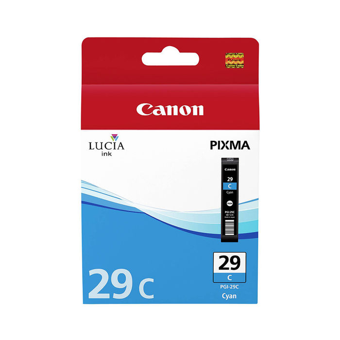 CANON SERBATOIO INCH.PGI-29C - thumb - MediaWorld.it