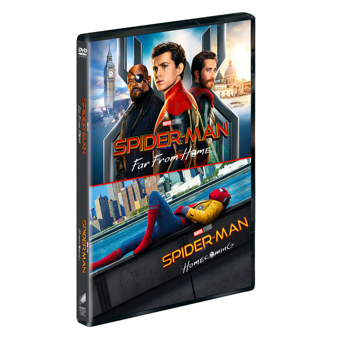 PREVENDITA Spider-Man. Home Collection - DVD - thumb - MediaWorld.it