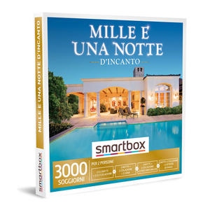SMARTBOX Mille e una notte d'incanto - thumb - MediaWorld.it