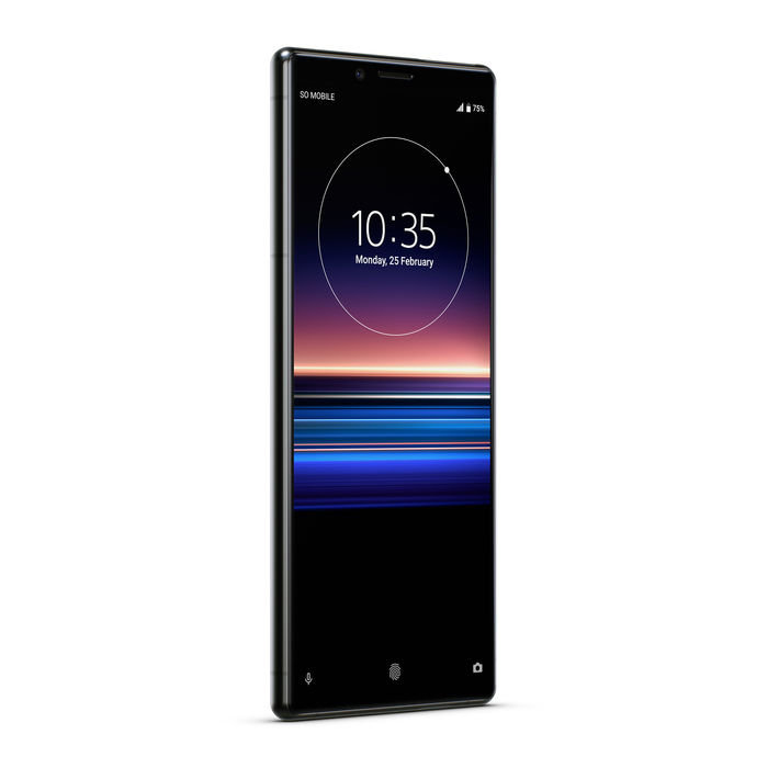SONY Xperia 1 Black - thumb - MediaWorld.it