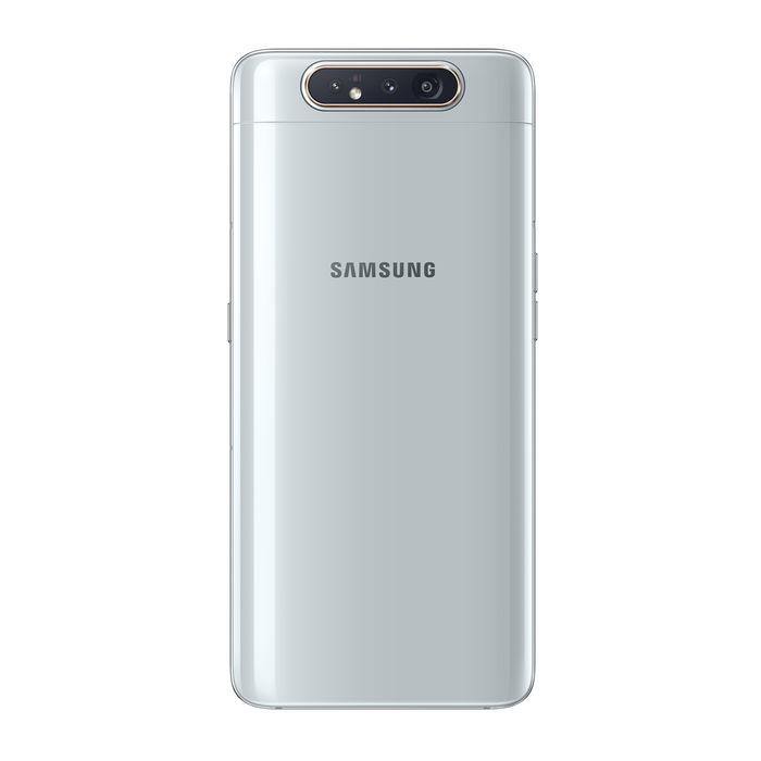 SAMSUNG Galaxy A80 White TIM - thumb - MediaWorld.it