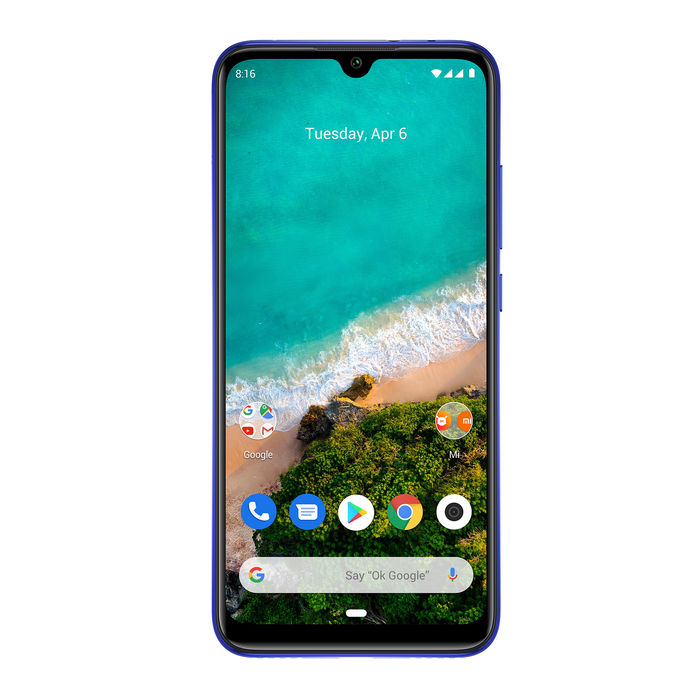 XIAOMI Mi A3 64Gb Blue - PRMG GRADING OOCN - SCONTO 20,00% - thumb - MediaWorld.it