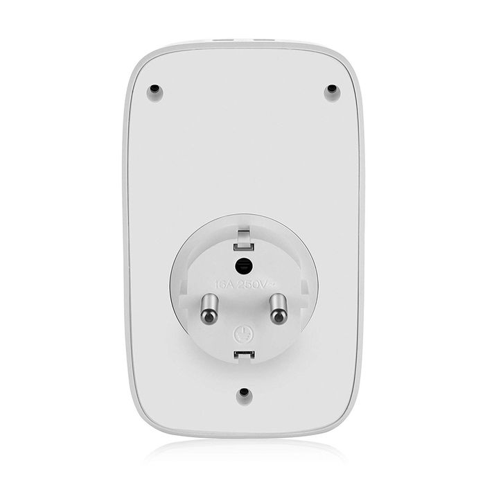 VOCOLINC PM5 SMART AC OUTLET, 2 USB - thumb - MediaWorld.it