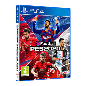 eFootball PES 2020 - PS4 - MediaWorld.it