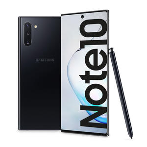 SAMSUNG Galaxy Note10 Aura Black - MediaWorld.it