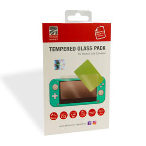 XTREME TEMPERED GLASS  SWITCH LITE - thumb - MediaWorld.it