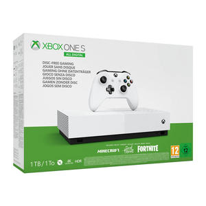 MICROSOFT Xbox One S All Digital - MediaWorld.it