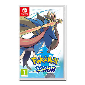 NINTENDO Pokémon Spada - NSW - thumb - MediaWorld.it