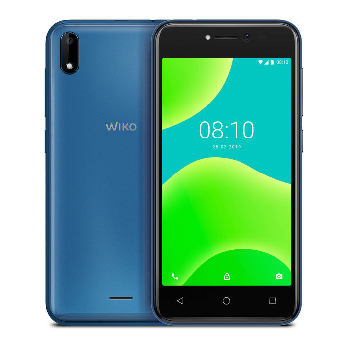 WIKO Y50 Blu - thumb - MediaWorld.it