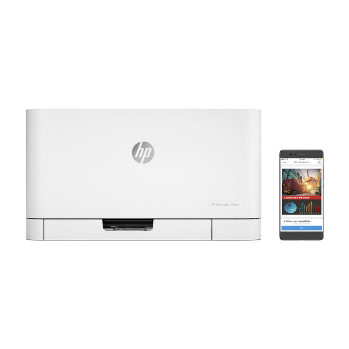 HP Color Laser 150nw - thumb - MediaWorld.it