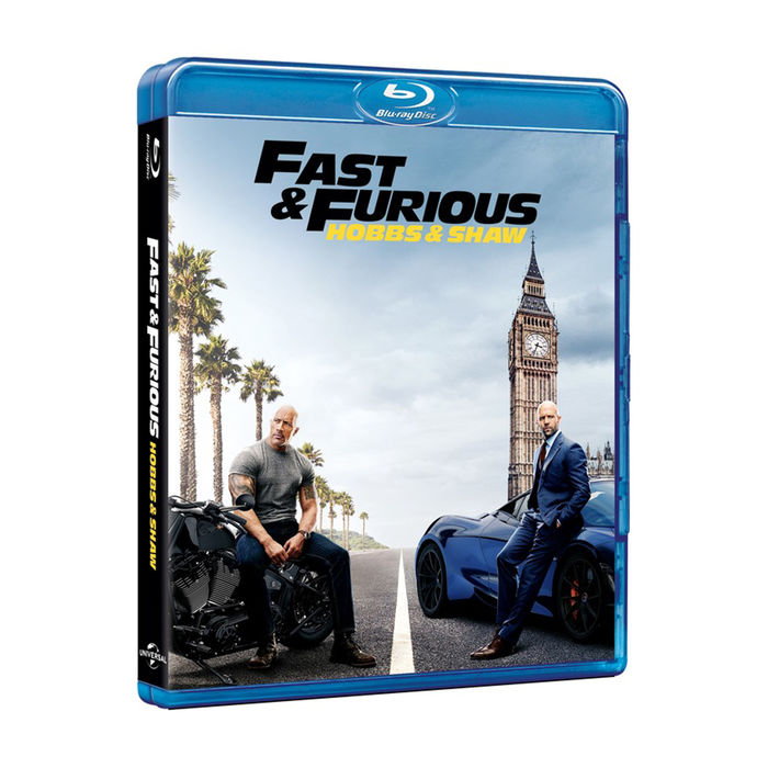 Fast & Furious - Hobbs & Shaw - Blu-Ray - thumb - MediaWorld.it