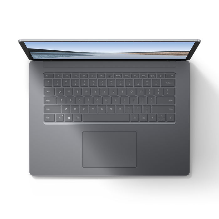 MICROSOFT Surface Laptop 3 15'' 128GB 8GB Platino - thumb - MediaWorld.it