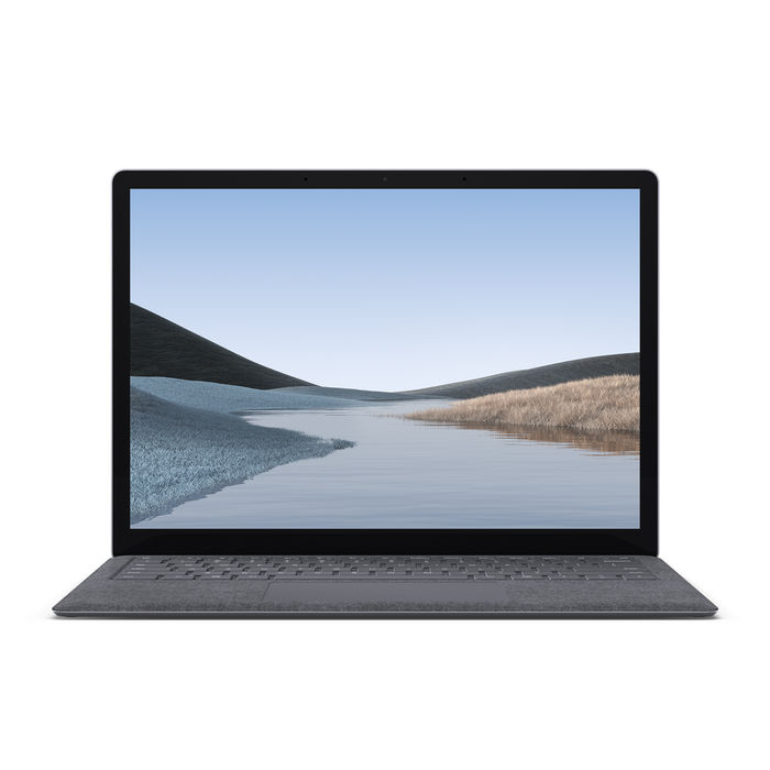 MICROSOFT Surface Laptop 3 13,5'' 128GB 8GB Platino (Alcantara) - MediaWorld.it