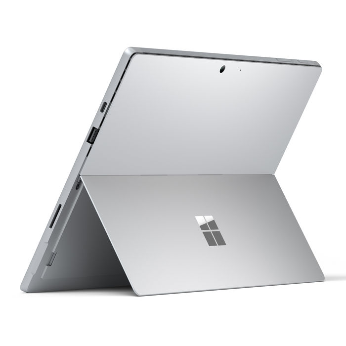 MICROSOFT Surface Pro7 256gb i5 8gb Platinum - thumb - MediaWorld.it