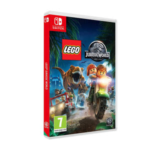 Lego Jurassic World - NSW - MediaWorld.it
