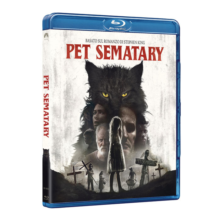 Pet Sematary - Blu-Ray - thumb - MediaWorld.it
