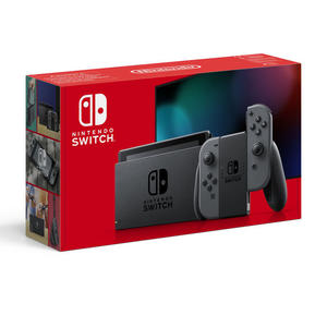 NINTENDO Switch Grigia - MediaWorld.it