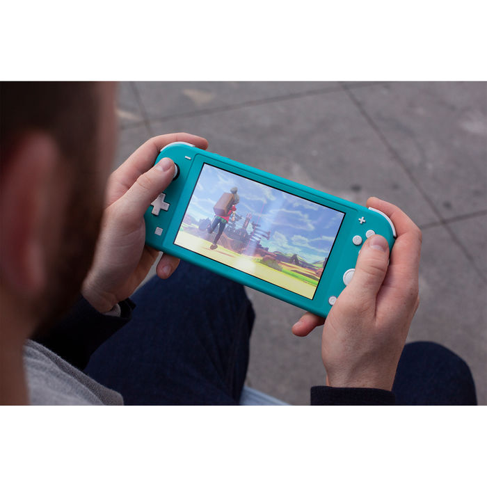 NINTENDO SWITCH LITE GIALLO - thumb - MediaWorld.it