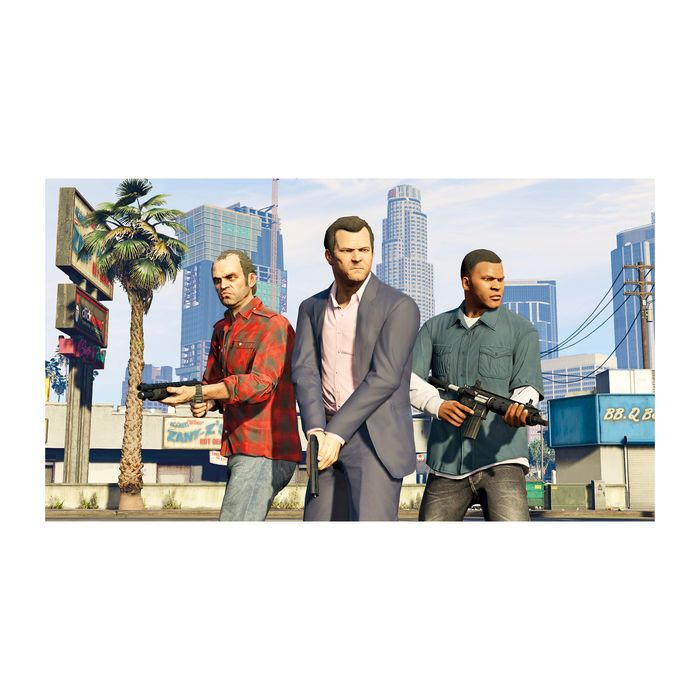 GTA V Premium Edition - PS4 - thumb - MediaWorld.it
