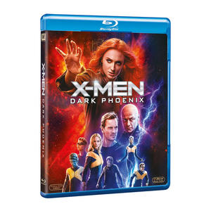 X-Men - Dark Phoenix - Blu-Ray - MediaWorld.it