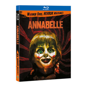 Annabelle (Horror Maniacs) - Blu-Ray - MediaWorld.it