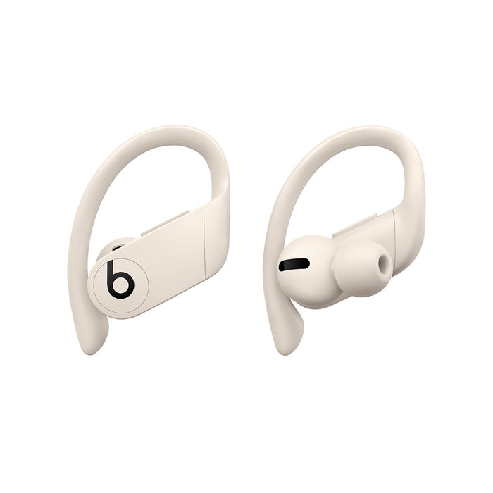 BEATS BY DR.DRE Powerbeats Pro Totally Wireless Bianco Avorio - thumb - MediaWorld.it