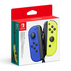 NINTENDO JOY-CON BLU/GIA NSW - thumb - MediaWorld.it