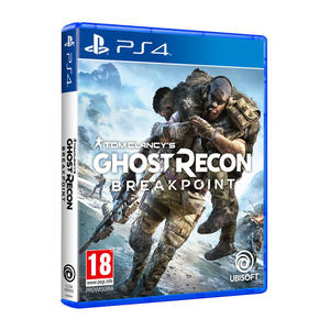 Ghost Recon Breakpoint - PS4 - thumb - MediaWorld.it