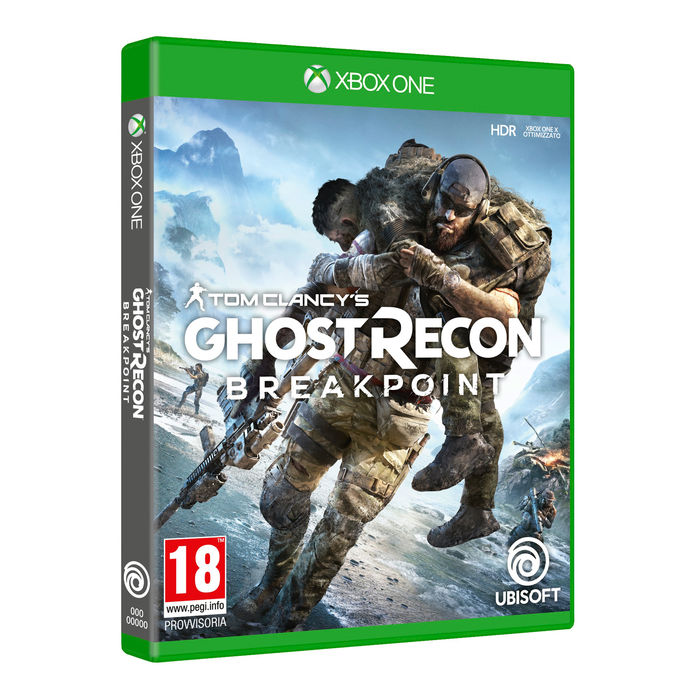 Ghost Recon Breakpoint -  X BOX ONE - thumb - MediaWorld.it