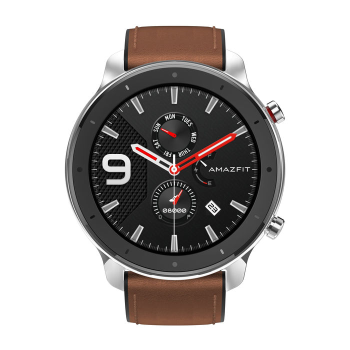 AMAZFIT GTR 47mm Stainless Steel - thumb - MediaWorld.it