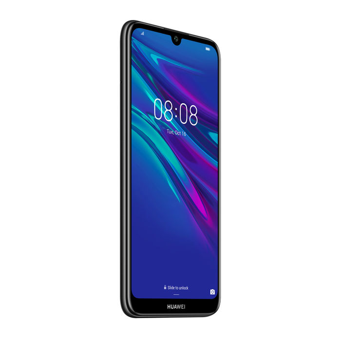 HUAWEI Y6 2019 Midnight black TIM - thumb - MediaWorld.it