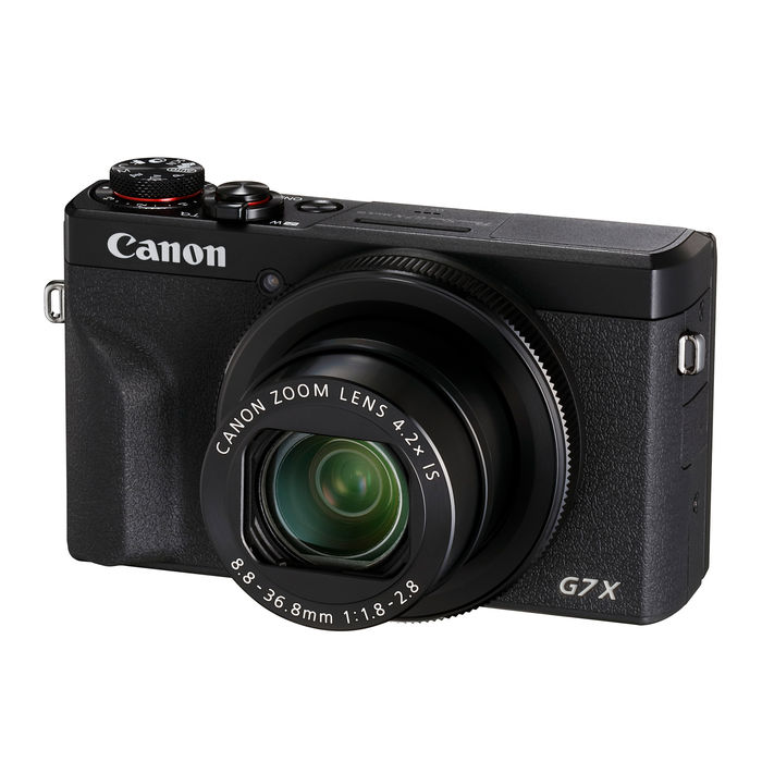 CANON PowerShot G7 X Mark III Black - thumb - MediaWorld.it