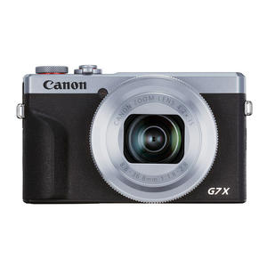 CANON PowerShot G7 X Mark III Silver - MediaWorld.it