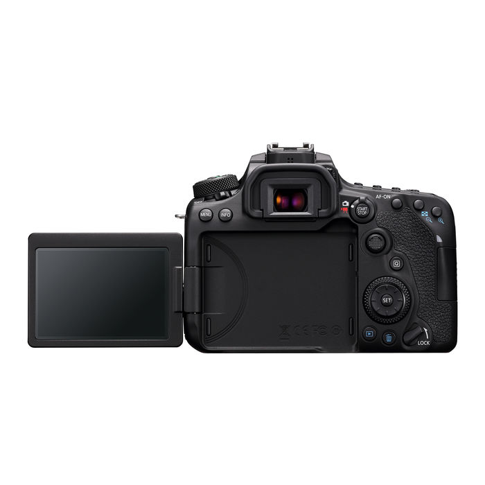 CANON EOS 90D BODY BLACK - thumb - MediaWorld.it