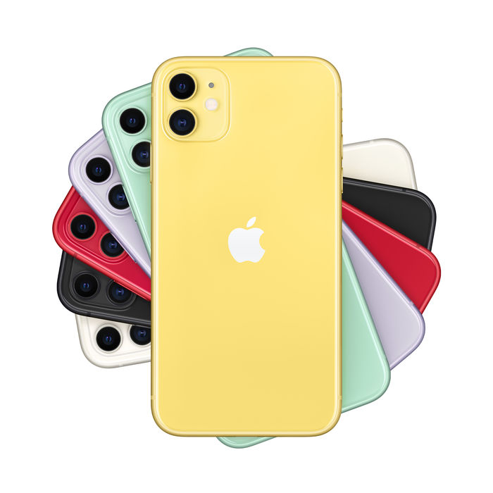 APPLE iPhone 11 256GB Giallo - thumb - MediaWorld.it