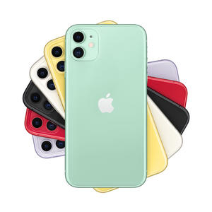 APPLE iPhone 11 256GB Verde - thumb - MediaWorld.it