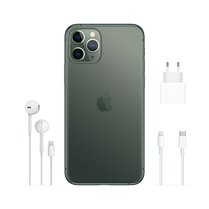 APPLE iPhone 11 Pro 512GB Verde Notte - thumb - MediaWorld.it