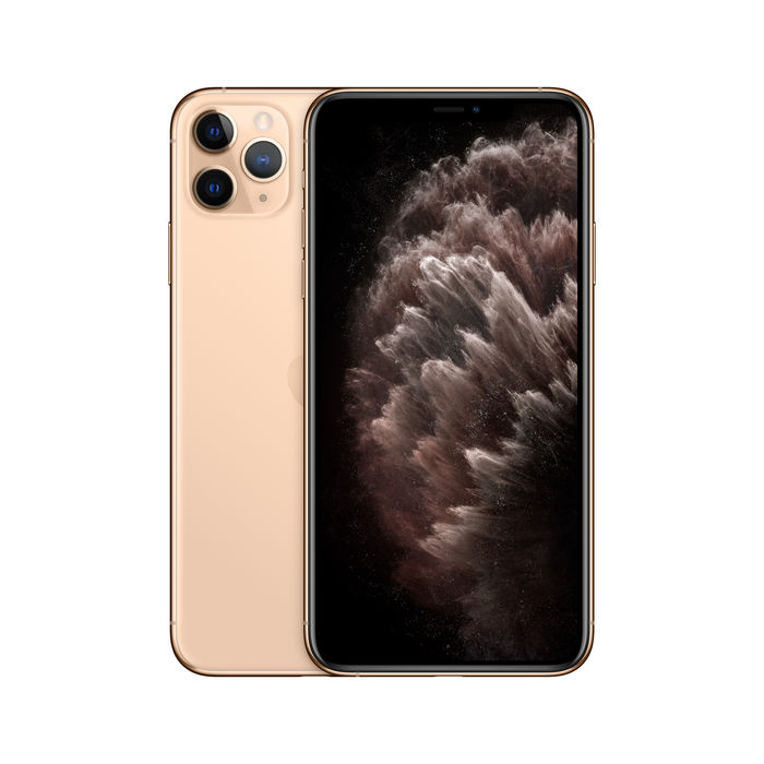 APPLE iPhone 11 Pro Max 64GB Oro - thumb - MediaWorld.it