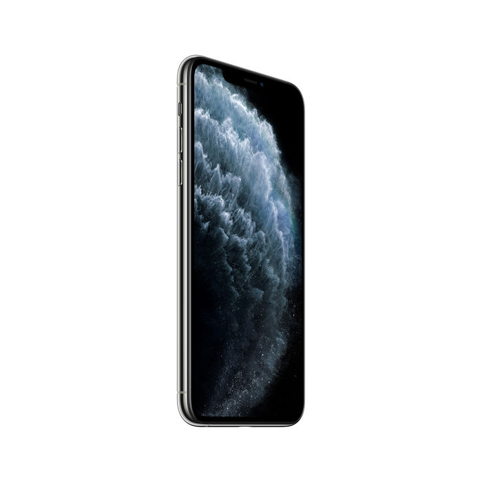 APPLE iPhone 11 Pro Max 256GB Argento - thumb - MediaWorld.it