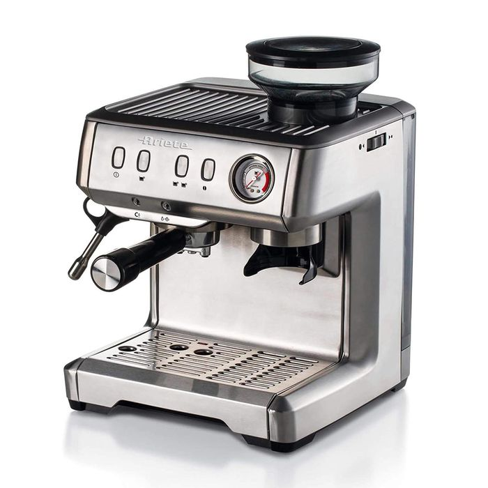 ARIETE ESPRESSO METAL CON MACINA - thumb - MediaWorld.it