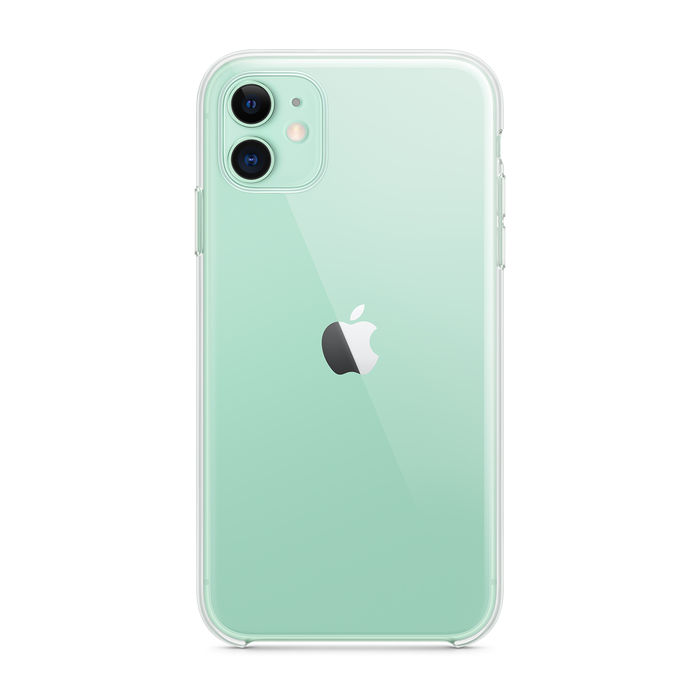 APPLE Custodia trasparente per iPhone 11 - thumb - MediaWorld.it