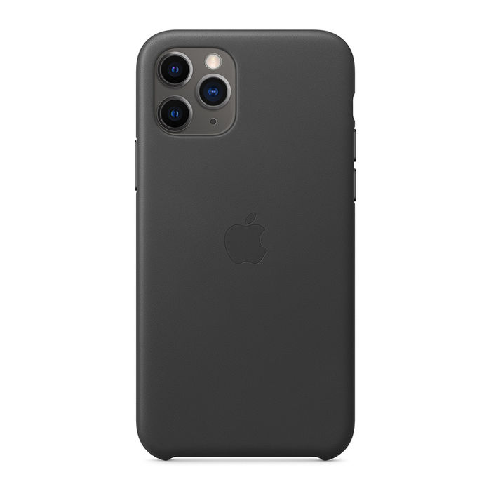 APPLE Custodia in pelle per iPhone 11 Pro - Nero - thumb - MediaWorld.it