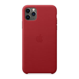 APPLE Custodia in pelle per iPhone 11 Pro - (PRODUCT)RED - thumb - MediaWorld.it