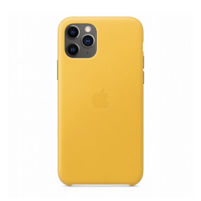 APPLE - CUSTODIA APPLE IN PELLE PER IPHONE 11 PRO MAX - VERDE