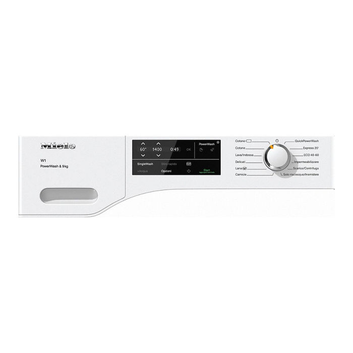 MIELE WCG 360 XL PW WIFI - thumb - MediaWorld.it