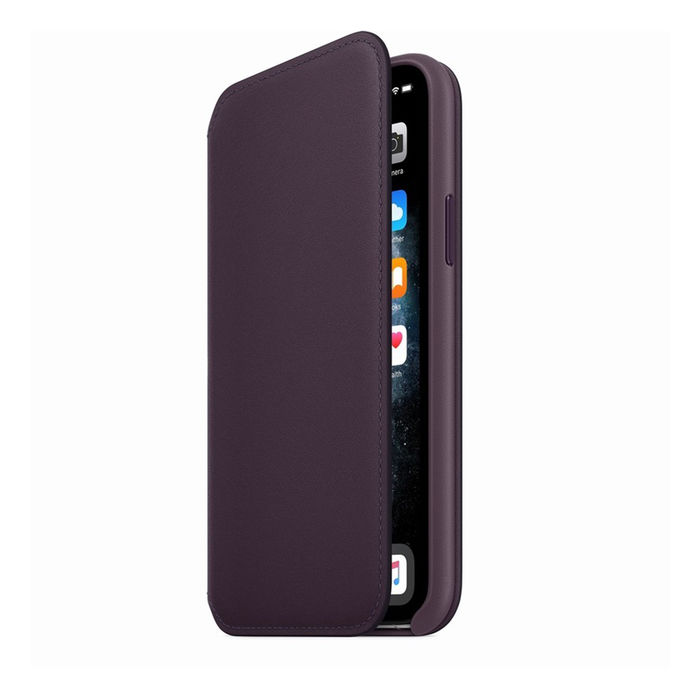 APPLE CUSTODIA FOLIO IN PELLE PER IPHONE 11 PRO MAX - thumb - MediaWorld.it