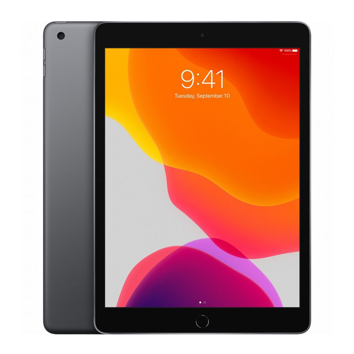 "APPLE iPad 10.2"" 2019 Wi-Fi 32 GB Grigio Siderale - thumb - MediaWorld.it"
