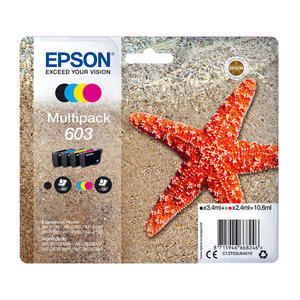 EPSON Cartuccia  T03U6 4 colori - MediaWorld.it